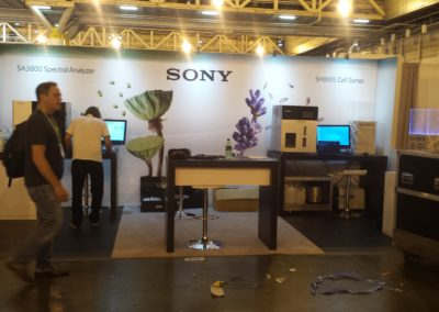 SONY BOOTH 10x20 a
